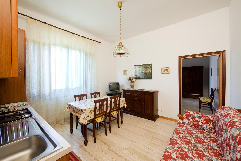 Soggiorno in un Appartamento romantico nella campagna Toscana